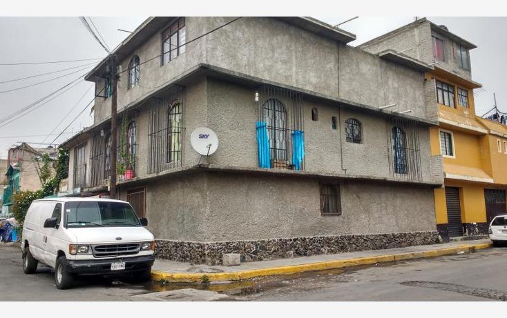 Foto de casa en venta en  1, renovación, iztapalapa, distrito federal, 2407340 No. 02
