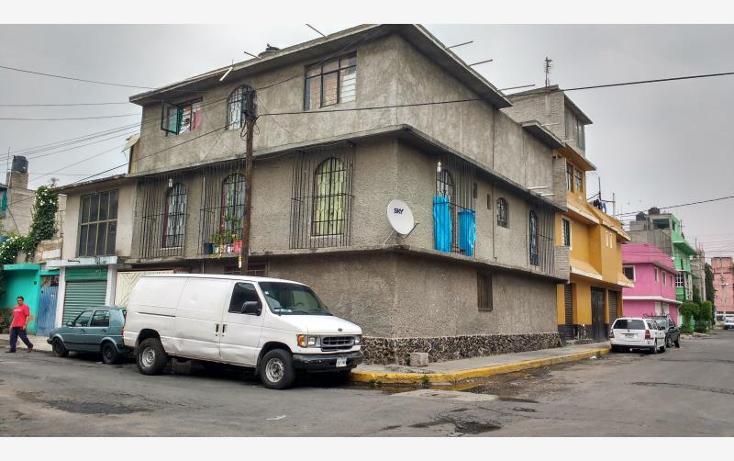 Foto de casa en venta en calle 1 1, renovación, iztapalapa, distrito federal, 2814045 No. 02