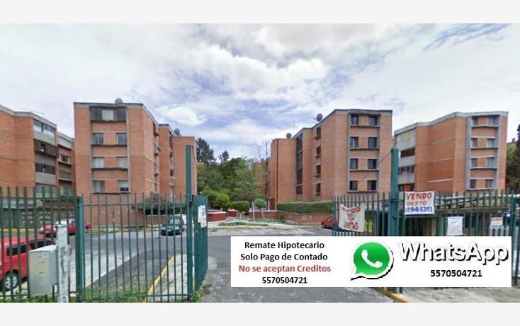 Foto de departamento en venta en de los estereos 1, residencial acueducto de guadalupe, gustavo a. madero, distrito federal, 1807498 No. 01