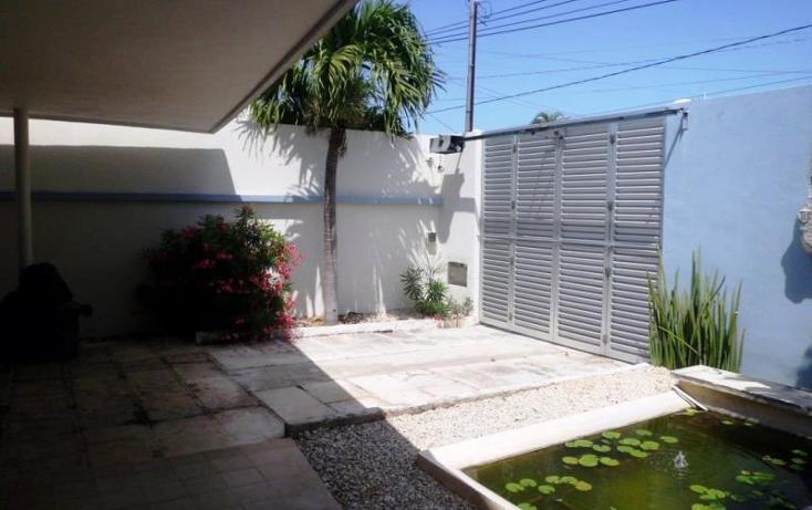 Foto de casa en venta en  1, residencial colonia méxico, mérida, yucatán, 837623 No. 08