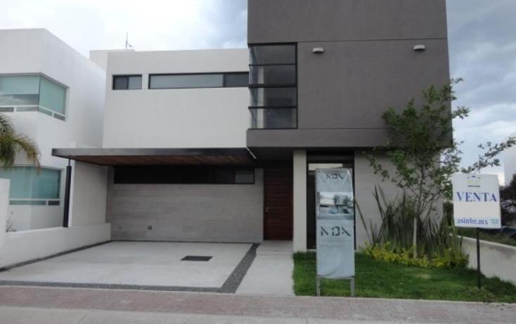 Foto de casa en venta en  1, residencial el refugio, querétaro, querétaro, 1428841 No. 01