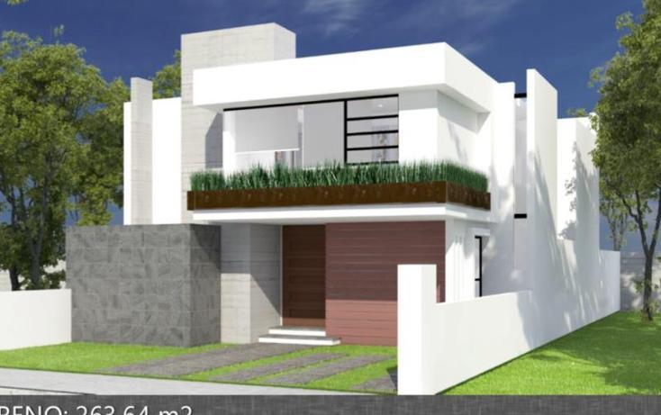 Foto de casa en venta en  1, residencial el refugio, querétaro, querétaro, 1702958 No. 03