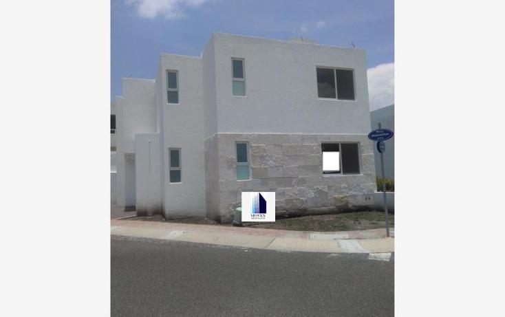 Foto de casa en venta en ventanilla 1, residencial el refugio, querétaro, querétaro, 2677372 No. 01