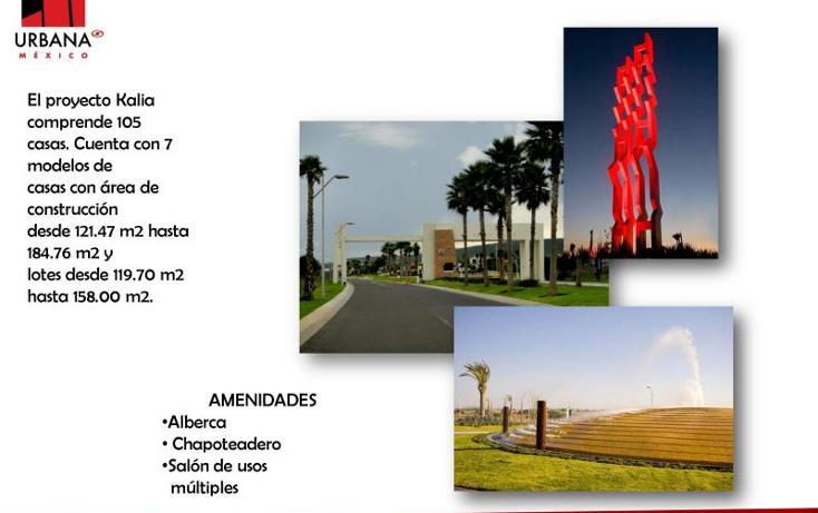 Foto de casa en venta en  1, residencial el refugio, querétaro, querétaro, 2813399 No. 02