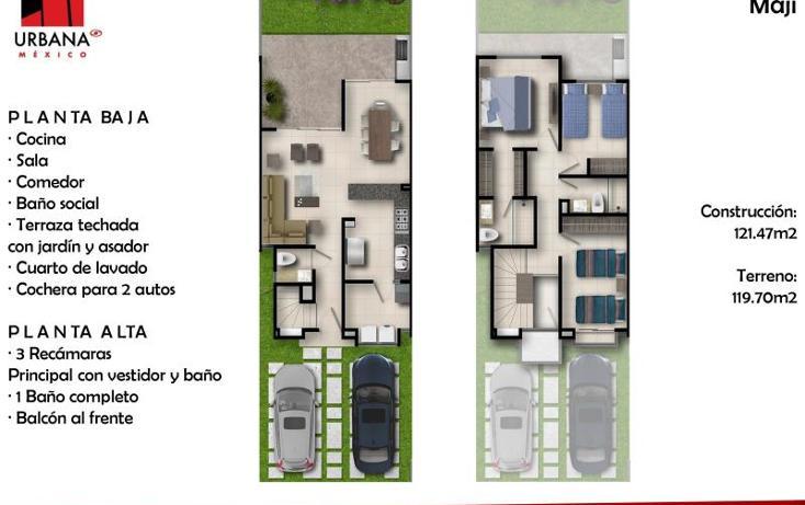 Foto de casa en venta en  1, residencial el refugio, querétaro, querétaro, 2813399 No. 04