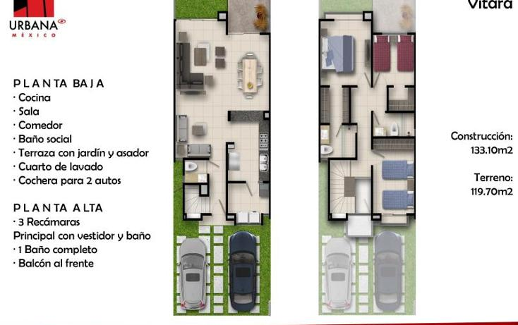 Foto de casa en venta en  1, residencial el refugio, querétaro, querétaro, 2813399 No. 05