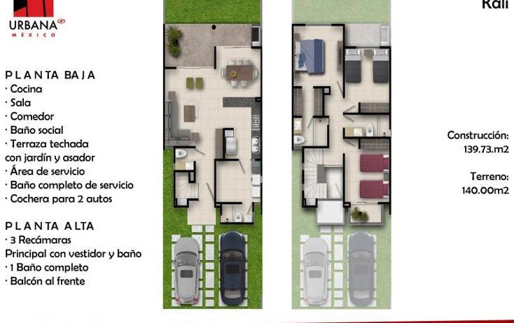 Foto de casa en venta en  1, residencial el refugio, querétaro, querétaro, 2813399 No. 06