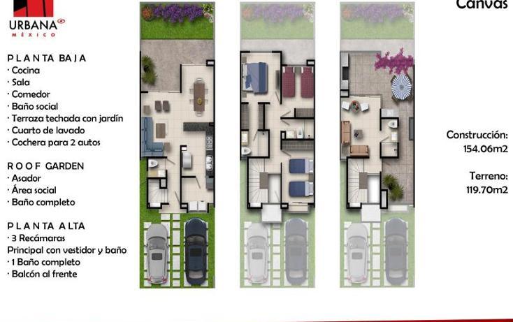Foto de casa en venta en  1, residencial el refugio, querétaro, querétaro, 2813399 No. 08