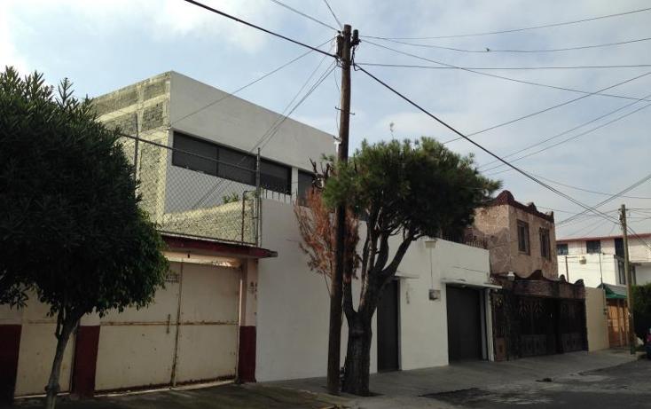Foto de casa en venta en  1, residencial zacatenco, gustavo a. madero, distrito federal, 526841 No. 01