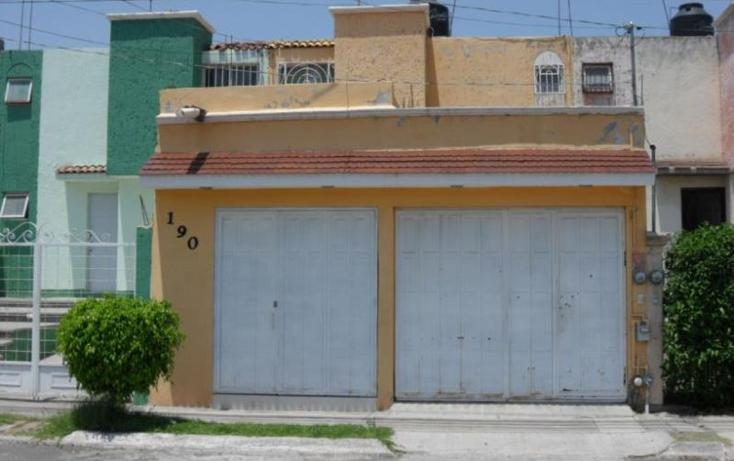 Foto de casa en venta en  1, rincones del parque, querétaro, querétaro, 1536160 No. 01