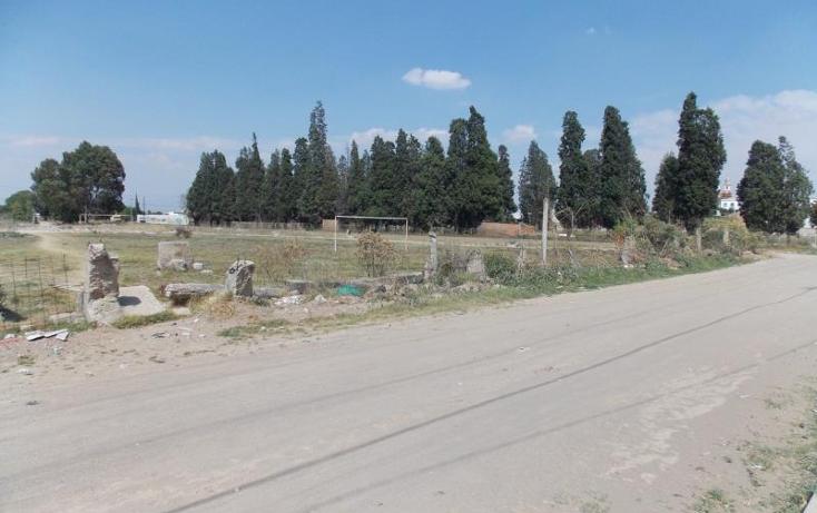 Foto de terreno comercial en venta en  1, rivadavia, san pedro cholula, puebla, 914133 No. 02