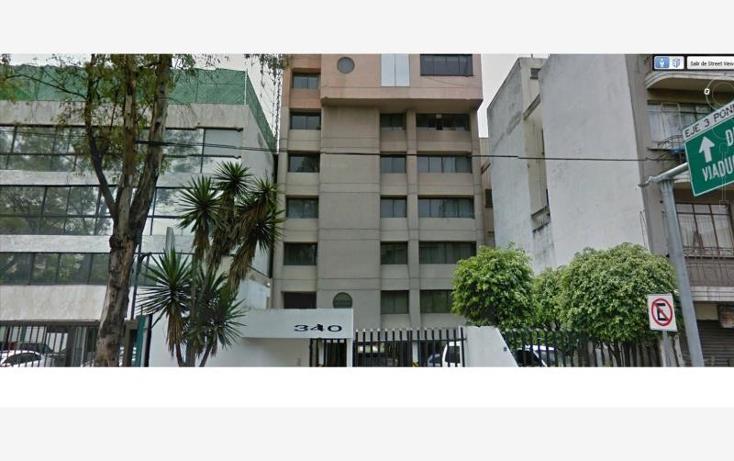 Foto de departamento en venta en  1, roma norte, cuauhtémoc, distrito federal, 1395221 No. 02