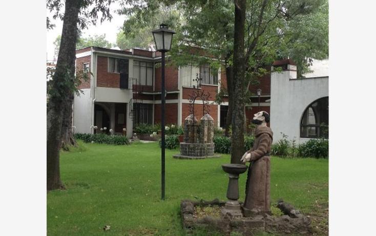 Foto de terreno habitacional en venta en  1, san angel inn, álvaro obregón, distrito federal, 1988398 No. 03