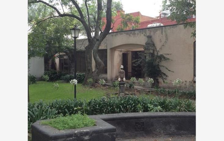 Foto de terreno habitacional en venta en  1, san angel inn, álvaro obregón, distrito federal, 1988398 No. 04