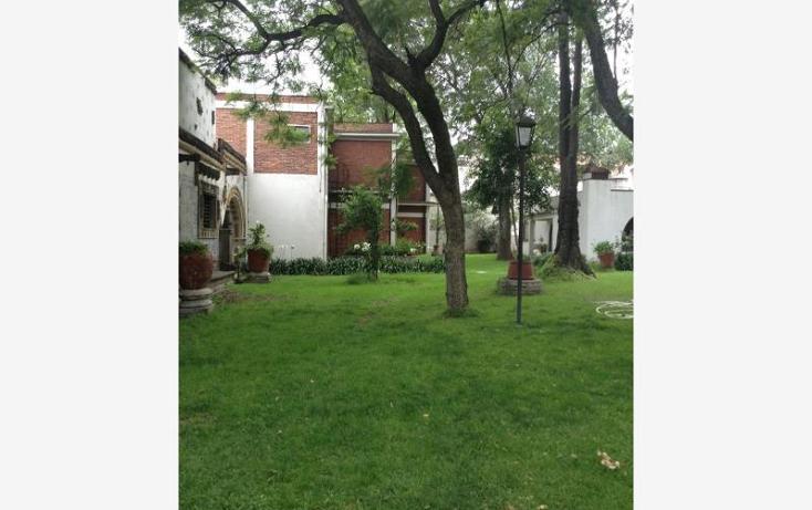 Foto de terreno habitacional en venta en  1, san angel inn, álvaro obregón, distrito federal, 1988398 No. 06