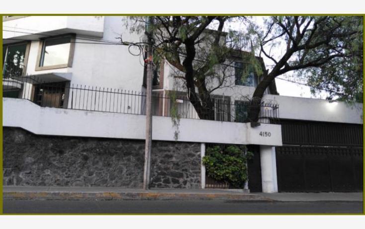 Foto de casa en venta en  1, san angel inn, álvaro obregón, distrito federal, 1989212 No. 01