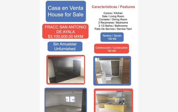 Foto de casa en venta en  1, san antonio de ayala, irapuato, guanajuato, 1798470 No. 01