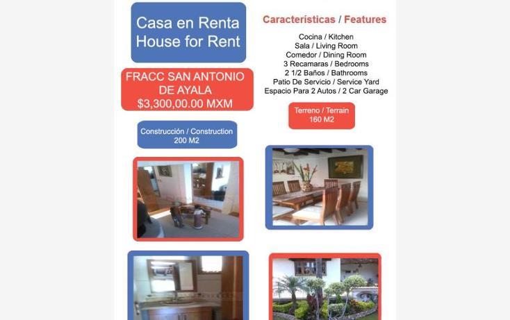 Foto de casa en venta en  1, san antonio de ayala, irapuato, guanajuato, 1844546 No. 01
