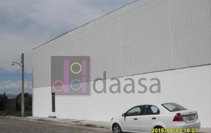 Foto de bodega en renta en  1, san antonio la galera, huimilpan, querétaro, 970941 No. 16