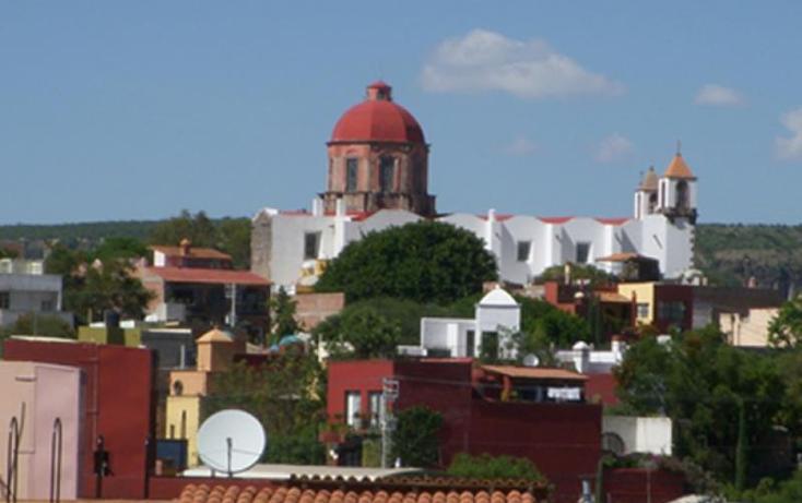 Foto de casa en venta en  1, san antonio, san miguel de allende, guanajuato, 685473 No. 01