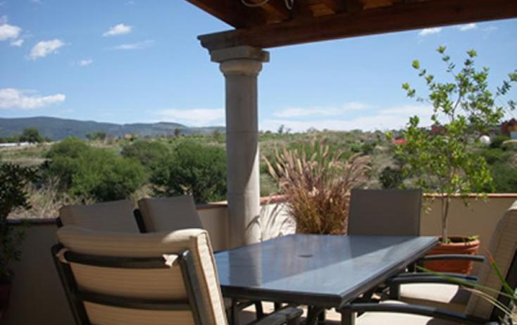 Foto de casa en venta en  1, san antonio, san miguel de allende, guanajuato, 685473 No. 18