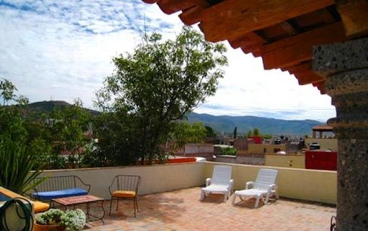 Foto de casa en venta en  1, san antonio, san miguel de allende, guanajuato, 690449 No. 17