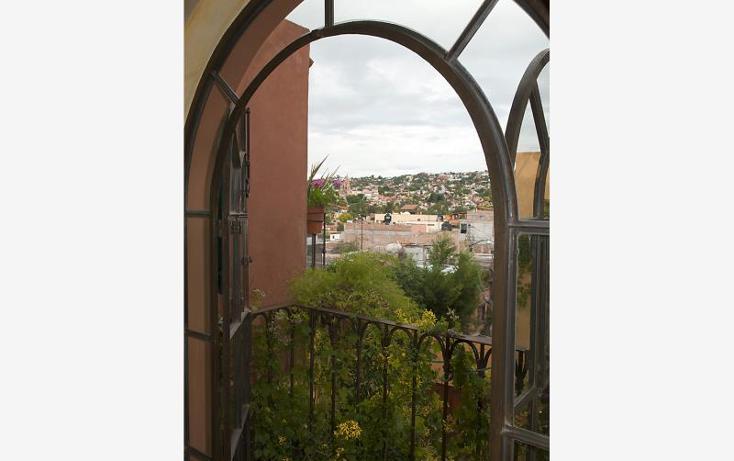 Foto de casa en venta en  1, san antonio, san miguel de allende, guanajuato, 698777 No. 14