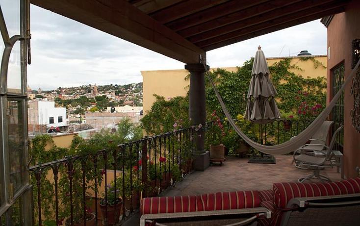 Foto de casa en venta en  1, san antonio, san miguel de allende, guanajuato, 698777 No. 18
