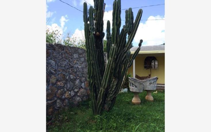 Foto de rancho en venta en  1, san antonio tehuitz, kanasín, yucatán, 818197 No. 07