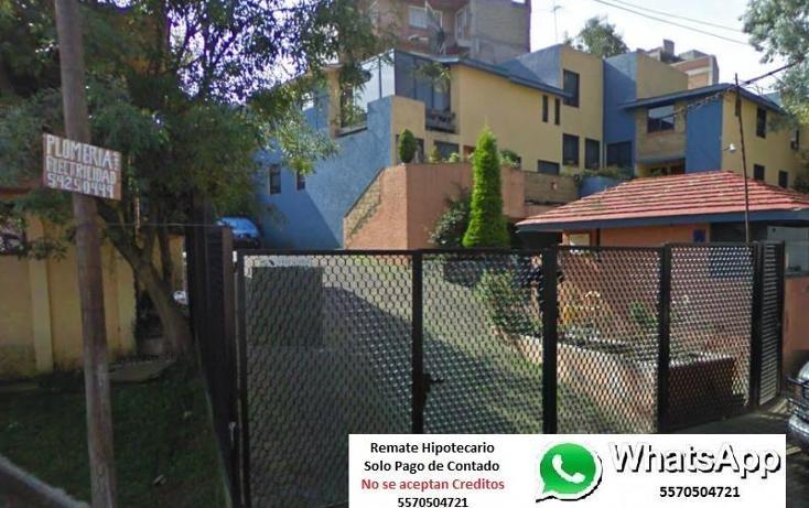 Foto de casa en venta en cornejal 1, san bernabé ocotepec, la magdalena contreras, distrito federal, 1807572 No. 01