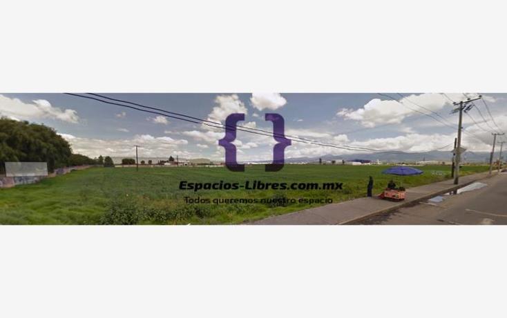 Foto de terreno industrial en venta en lopez portillo 1, san blas otzacatipan, toluca, méxico, 2672451 No. 01