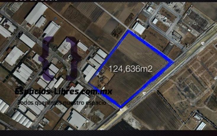 Foto de terreno industrial en venta en lopez portillo 1, san blas otzacatipan, toluca, méxico, 2672451 No. 02