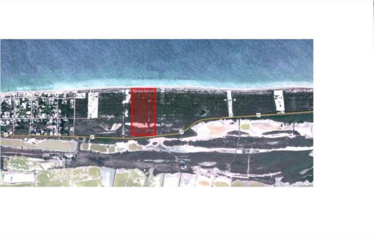 Foto de terreno habitacional en venta en  1, san crisanto, sinanché, yucatán, 1936116 No. 02