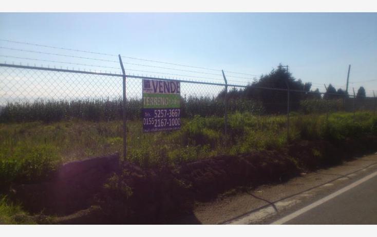 Foto de terreno habitacional en venta en  1, san felipe tlalmimilolpan, toluca, m?xico, 1449225 No. 01