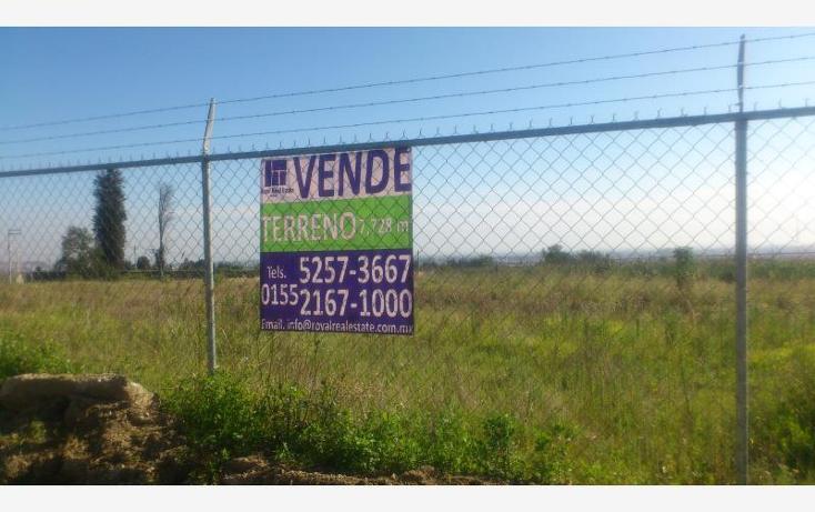Foto de terreno habitacional en venta en  1, san felipe tlalmimilolpan, toluca, m?xico, 1449225 No. 02