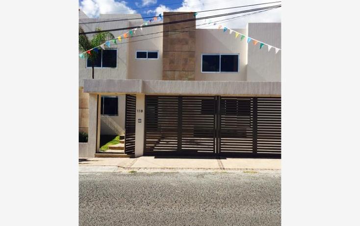 Foto de casa en venta en san fernando 1, san francisco juriquilla, querétaro, querétaro, 2701171 No. 01
