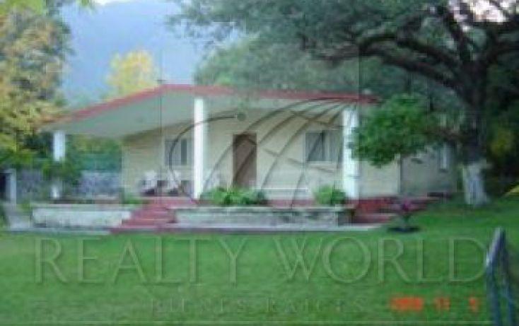 Foto de rancho en venta en 1, san francisco, santiago, nuevo león, 1570425 no 01