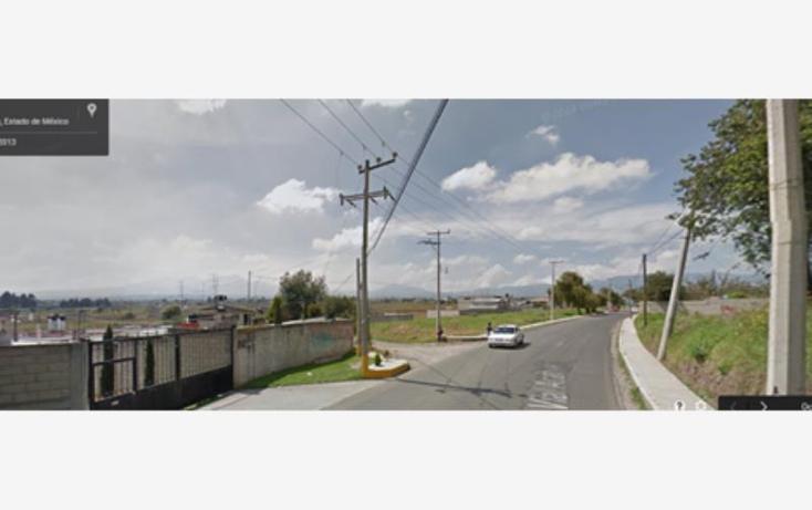 Foto de terreno habitacional en venta en  1, san francisco tlalcilalcalpan, almoloya de juárez, méxico, 1669328 No. 06