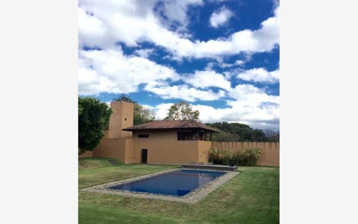 Foto de casa en renta en  1, san gabriel ixtla, valle de bravo, méxico, 1591718 No. 01