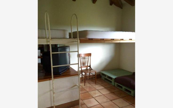Foto de casa en renta en  1, san gabriel ixtla, valle de bravo, méxico, 1591718 No. 14