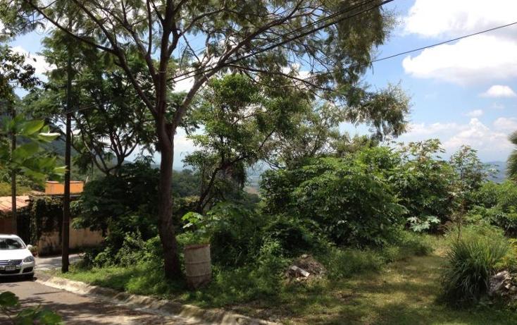 Foto de terreno habitacional en venta en  1, san gaspar, jiutepec, morelos, 580490 No. 06
