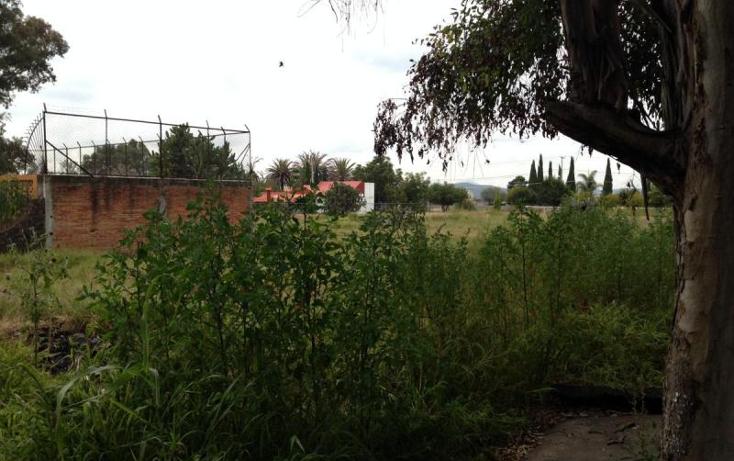 Foto de terreno habitacional en venta en  1, san isidro, el marqués, querétaro, 376523 No. 04