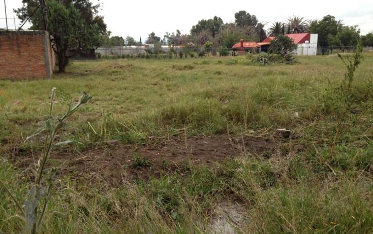 Foto de terreno habitacional en venta en  1, san isidro, el marqués, querétaro, 376523 No. 05