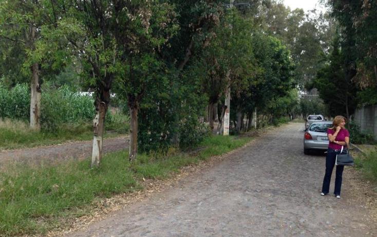 Foto de terreno habitacional en venta en  1, san isidro, el marqués, querétaro, 376523 No. 06