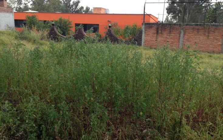 Foto de terreno habitacional en venta en  1, san isidro, el marqués, querétaro, 376523 No. 09
