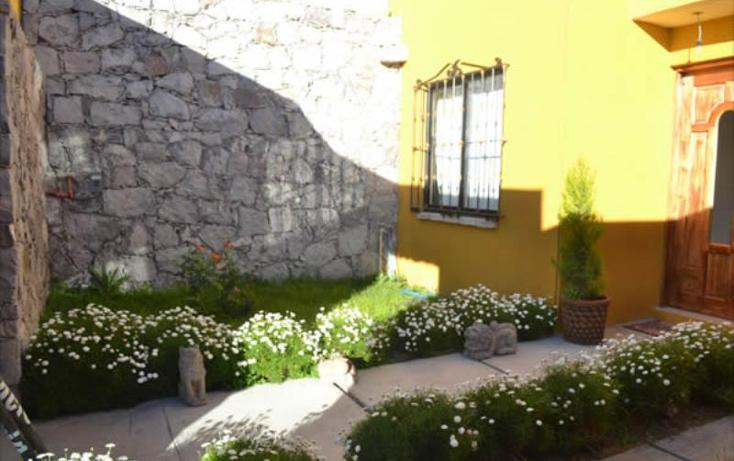 Foto de casa en venta en  1, san javier, san miguel de allende, guanajuato, 698889 No. 02
