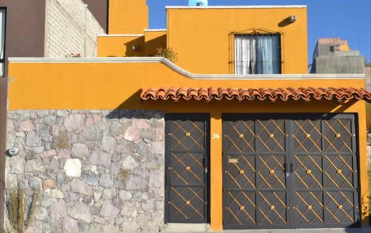 Foto de casa en venta en  1, san javier, san miguel de allende, guanajuato, 698889 No. 14