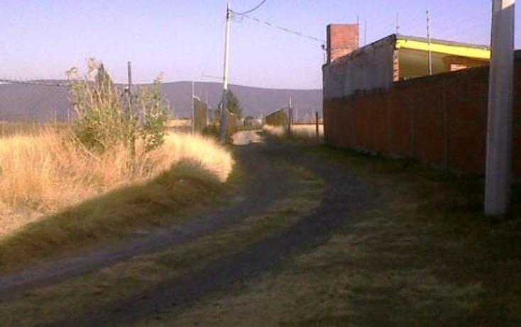 Foto de terreno habitacional en venta en  1, san lorenzo los jag?eyes, atlixco, puebla, 469874 No. 05