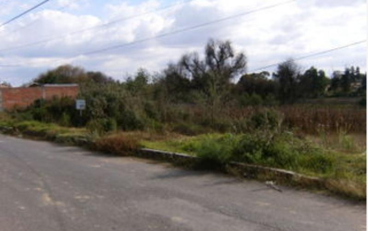 Foto de terreno habitacional en venta en  1, san mateo cuanala, juan c. bonilla, puebla, 387658 No. 03