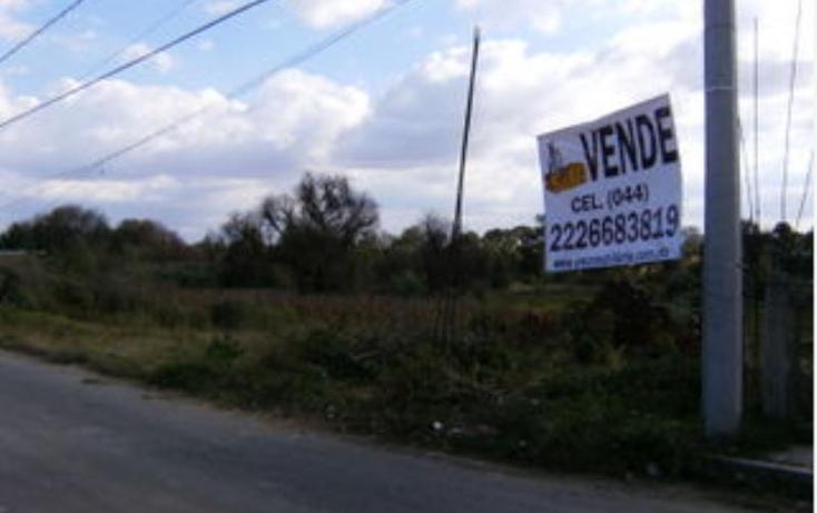 Foto de terreno habitacional en venta en  1, san mateo cuanala, juan c. bonilla, puebla, 387658 No. 06
